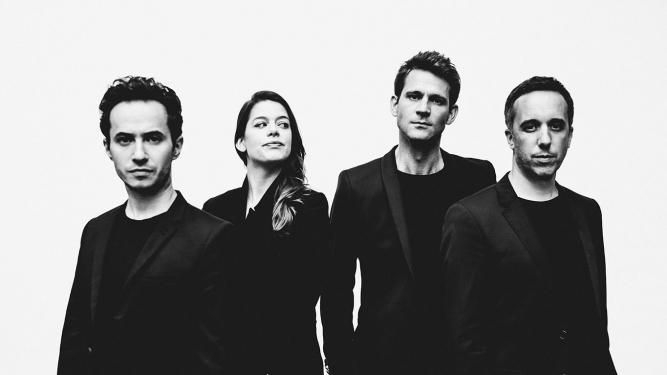 Quatuor Ébène Oekolampad Basel Tickets