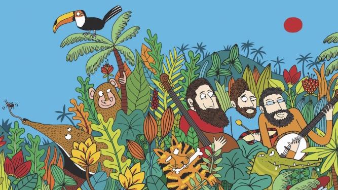 Les Petits chanteurs à la Gueule de Bois: De pied en cap Forum St-Georges Delémont Biglietti