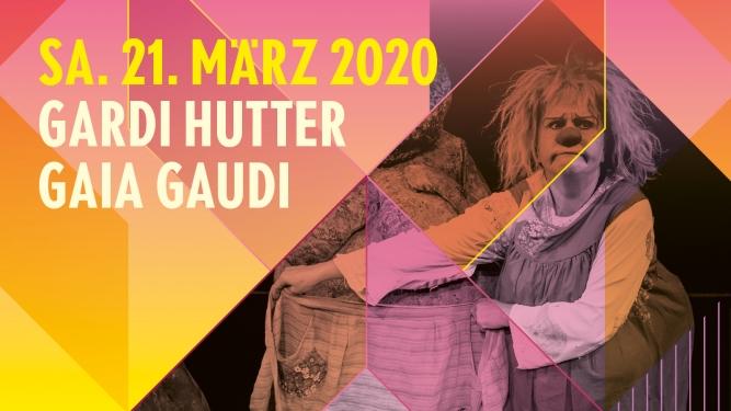 Gardi Hutter & Co KREUZ Jona Tickets