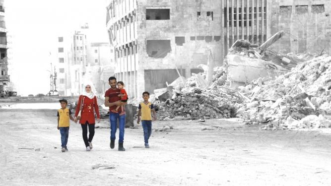 Les chutes d'Alep Forum St-Georges Delémont Billets