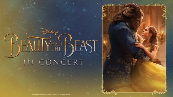 Beauty and the Beast - Disney in Concert KKL Luzern, Konzertsaal Luzern Biglietti