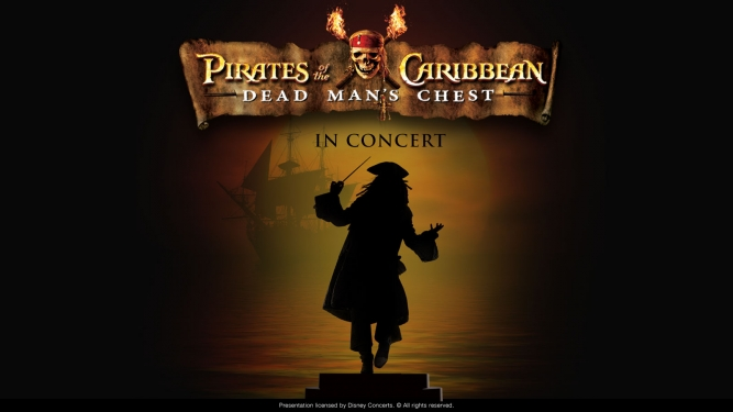 Pirates of the Caribbean: Dead Man's Chest KKL Luzern, Konzertsaal Luzern Billets