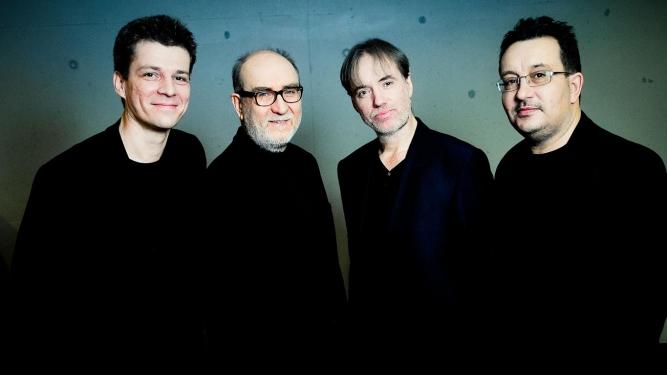Kwartet Slaski (Silesian Quartet)/Piotr Salajczyk, Klavier Oekolampad Basel Tickets