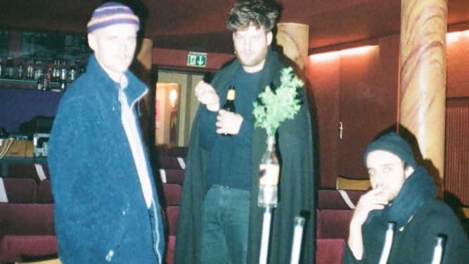 Film 2 & Guests Dampfzentrale Bern Tickets