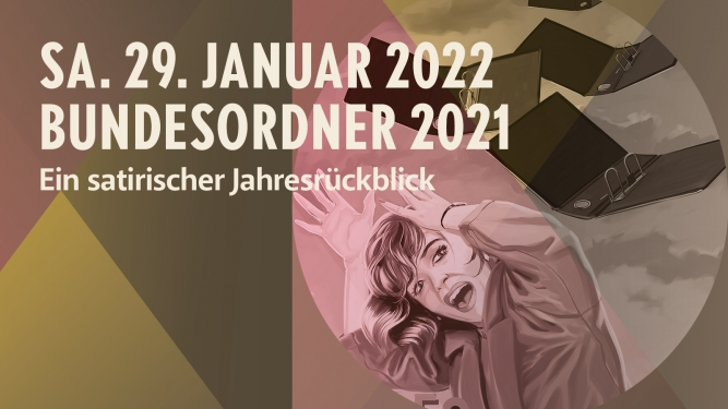 Bundesordner 2021 - Ein satirischer Jahresrückblick Kreuz-Jona Stadtsaal Jona Tickets