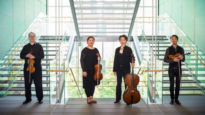 Borromeo String Quartet Oekolampad Basel Tickets