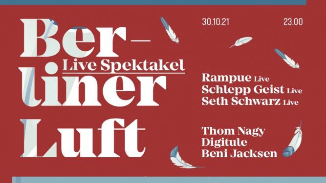 Berliner Luft mit Rampue Viertel Klub Basel Tickets