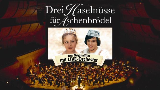 Drei Haselnüsse für Aschenbrödel Konzertsaal Luzern Tickets