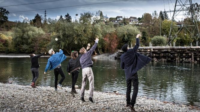 Ultra: Stück für die Schwerkraft Südpol Luzern Billets
