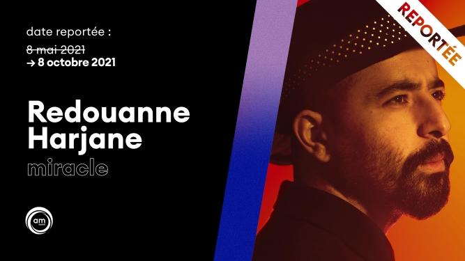 Redouanne Harjane Théâtre de la Madeleine Genève Tickets