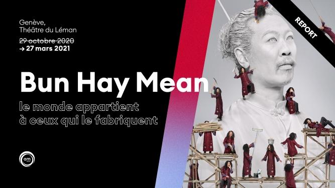 Bun Hay Mean Théâtre du Léman Genève Billets