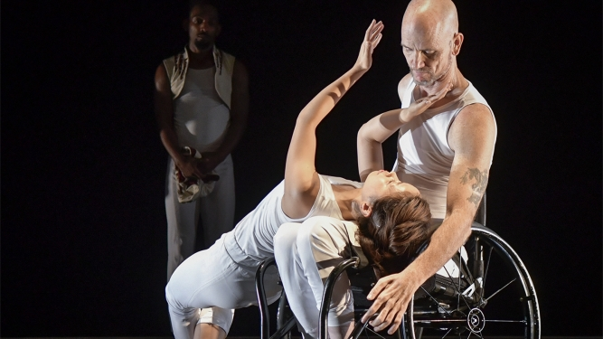 Steps: AXIS Dance Company Dampfzentrale Bern Tickets