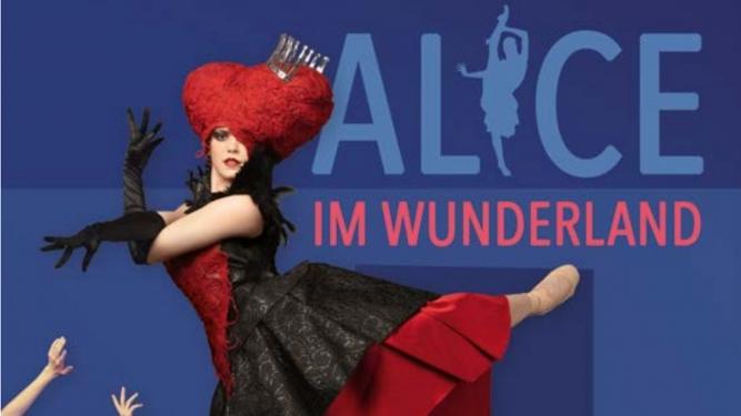 Alice im Wunderland Podium Düdingen Tickets