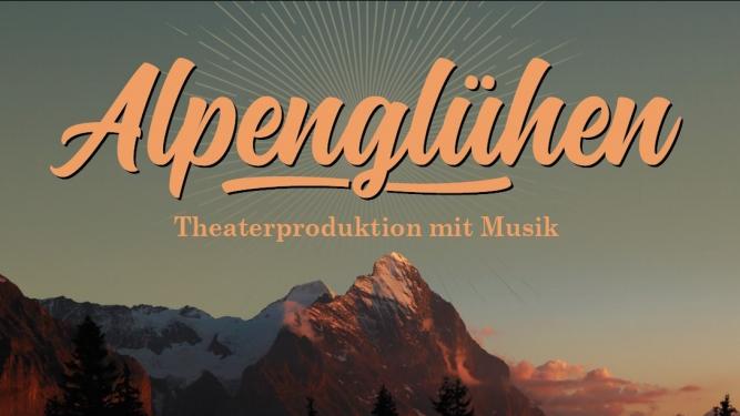 Alpenglühen Pfrundmatte Grindelwald Biglietti