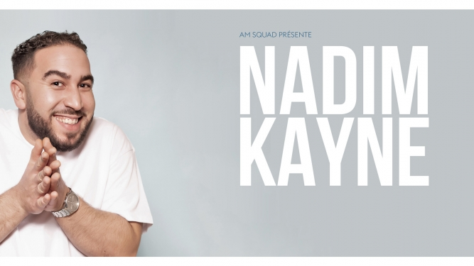 Nadim Kayne Bar Club abc Lausanne Tickets