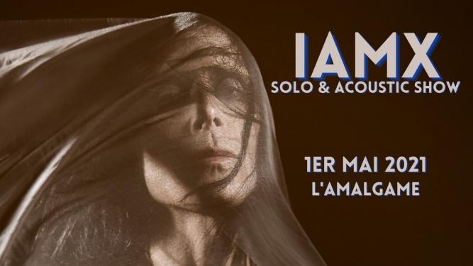 IAMX (US) Amalgame Yverdon-les-Bains Tickets