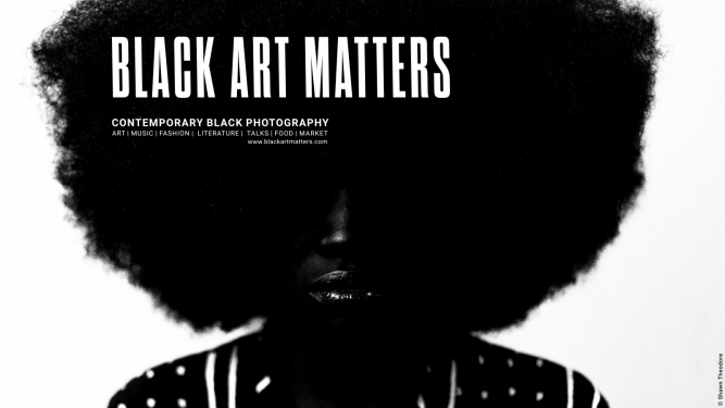 BLACK ART MATTERS MAAG Halle Zürich Tickets