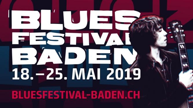 Bluesfestival Baden 2019 Locations diverse Località diverse Biglietti