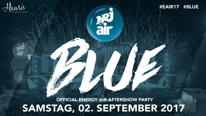 Blue - Official Energy Air 2017 Henris Restaurant & Catering Bern Tickets