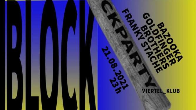 Block Party Viertel Klub Basel Tickets