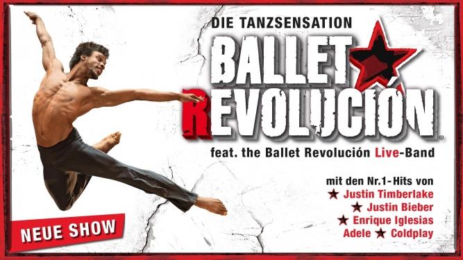Ballet Revolución Locations diverse Località diverse Biglietti