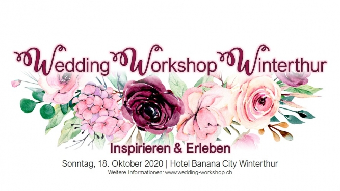 Wedding Workshop Winterthur Hotel Banana City Winterthur Tickets