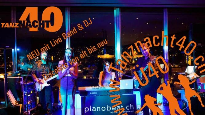 Tanznacht40 Live Alte Kaserne Zürich Tickets