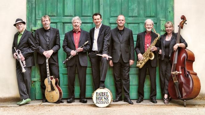 Barrelhouse Jazzband Kronenplatz Lenk Tickets
