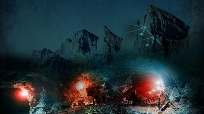Eine Nacht im Bergwerk 2017 Versuchsstollen Hagerbach Flums Billets