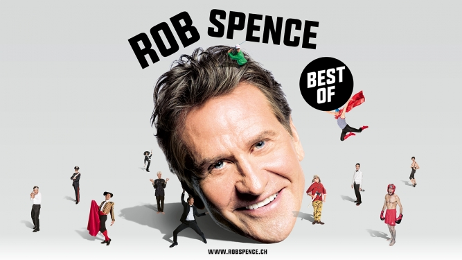 Rob Spence - Best of Several locations Several cities Tickets