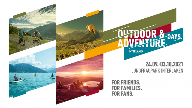 Outdoor & Adventure Days 2021 JungfrauPark Interlaken Tickets