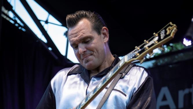 Doug Deming's Blues All-Stars (USA) Atlantis Basel Billets