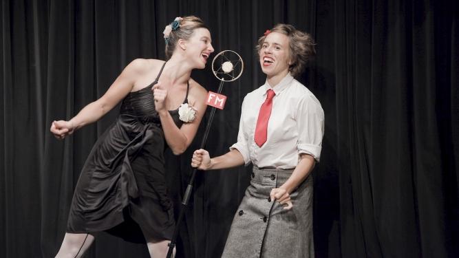 "Luna tic: ""Heldinnen!"" Theater im Teufelhof Basel Tickets"