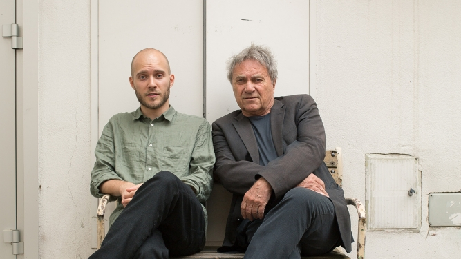 "Wolfram & Florentin Berger: ""Schwejk - Abenteuer des braven Soldaten"" Theater im Teufelhof Basel Tickets"