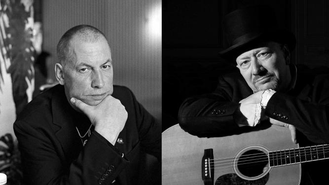 "Thomas C. Breuer & Pink Pedrazzi: ""Punktlandung im Nirgendwo"" Theater im Teufelhof Basel Tickets"