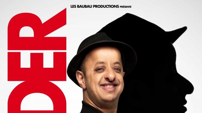 Booder is back Théâtre du Léman Genève Tickets