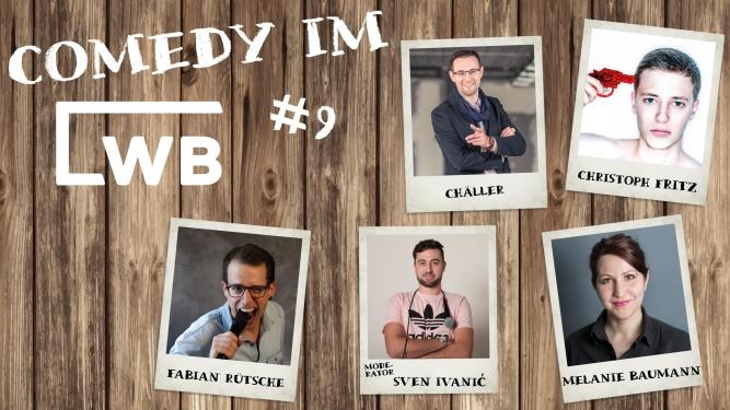 Comedy im LWB #9 Löschwasserbecken Baden Tickets