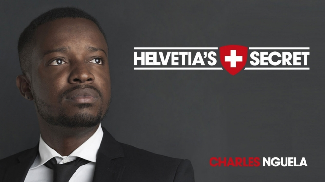 Charles Nguela Diverse Locations Diverse Orte Tickets
