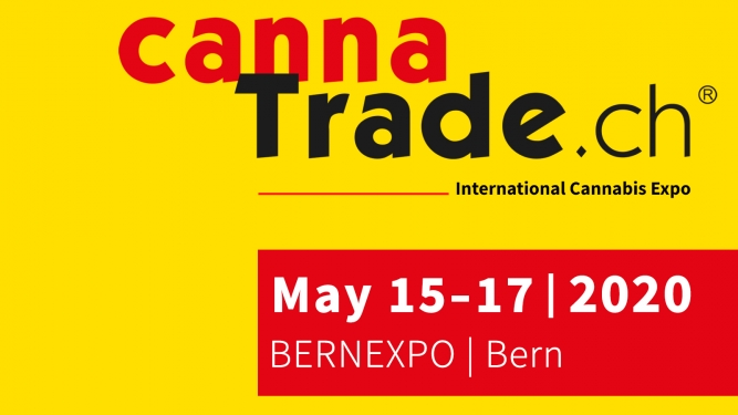 CannaTrade 2020 - International Cannabis Expo - Tagespass Freitag BERNEXPO Bern Tickets