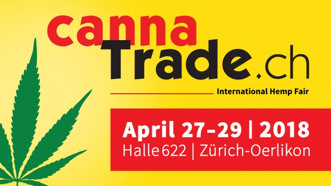 CannaTrade Halle 622 Zürich Tickets