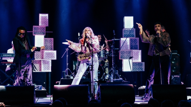 Candy Dulfer METRO by Grand Casino Basel Tickets