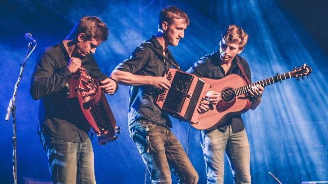 Trio Dhoore / Andreas & Michael Winkler Alte Kaserne Kulturzentrum Winterthur Tickets
