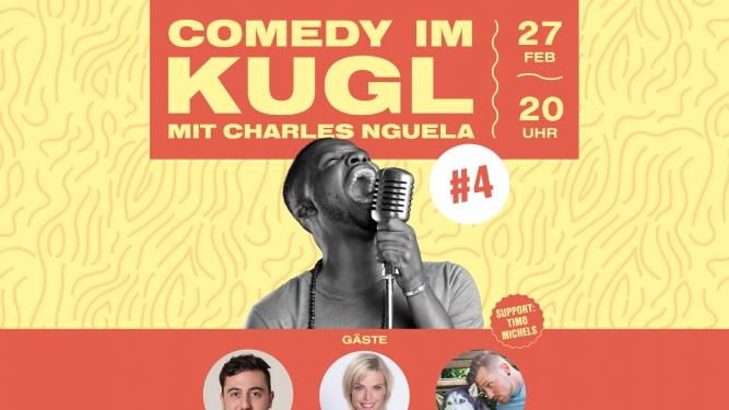 Comedy im KUGL #4 KUGL St.Gallen Tickets