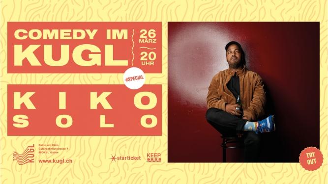 Comedy im KUGL #Special KUGL St.Gallen Tickets