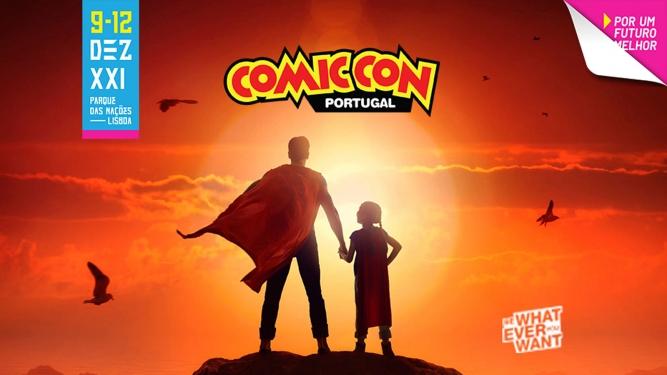 Comic Con Portugal 2021 Parque das Nações Lissabon Tickets