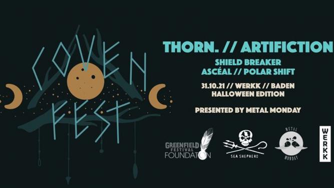 Metal Monday presents: Coven Fest 2021 Werkk Kulturlokal Baden Tickets