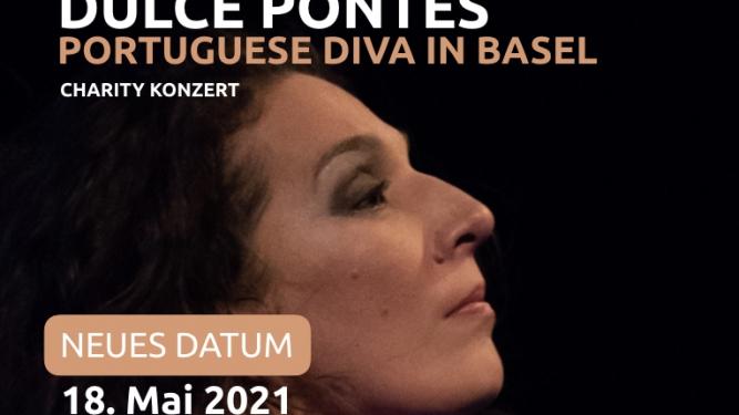 Dulce Pontes Musiksaal Stadtcasino Basel Biglietti