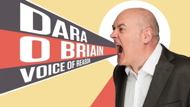 Dara O'Briain - Voice Of Reason Théâtre du Léman Genève Tickets