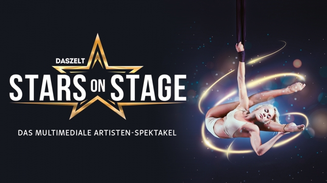 Stars on Stage DAS ZELT Bern Tickets