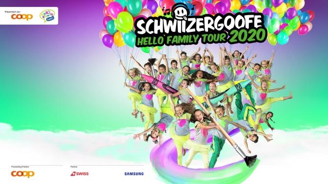 Schwiizergoofe DAS ZELT Bern Tickets